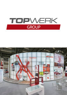 TOPWERK GROUP: bauma 2016